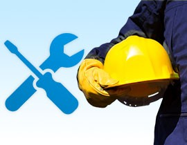 Обслуживание и ремонт газгольдера